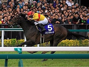 Copano Richard Sprints to Victory in Japan