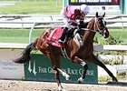 Untapable Draws Post 13 as Oaks Favorite