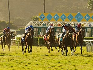 New Wrinkle for Del Mar's 'Ship and Win' Plan