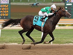 Mister Pollard and Ricardo Santana Jr. takes the Governor's Stakes.