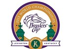 Local TV Coverage Set for Breeders' Cup Days