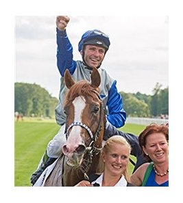 Sirius won the Preis von Berlin by a half length Aug. 10.