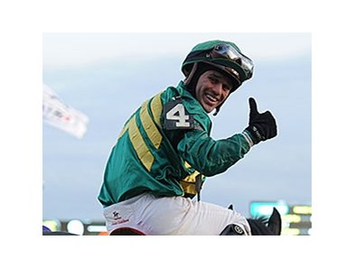 Javier Castellano earned his first year-end riding title.