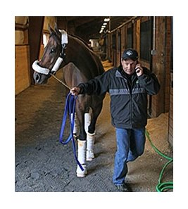 Game On Dude arrived in West Virginia April 15.