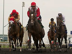 La Tia Crushes Foes in Ontario Matron