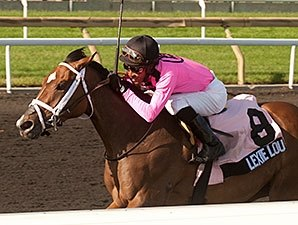 Queen's Plate Winner Lexie Lou Makes Turf Bow