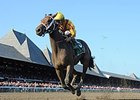 Cavorting Digs in for Adirondack Stakes Score