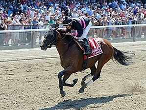 Kid Cruz 'Perfect' in Final Travers Breeze