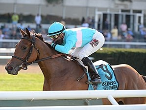 Miss Grillo Stakes winner Lady Eli