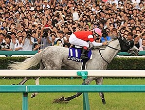 Gold Ship takes the Takarazuka Kinen again.