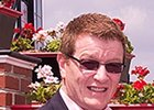 Maryland Jockey Club president Tom Chuckas