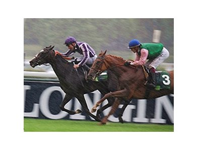 Gallante wins the Grand Prix de Paris.