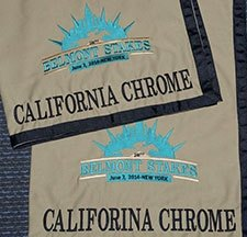 Belmont Marks Return of 'Califorina Chrome'
