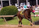 Miss Behaviour Targets Charles Town Oaks