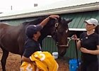 Preakness: Departing at Pimlico