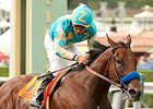 Champion 2-year-old male American Pharoah heads the list of early nominees to the Triple Crown.