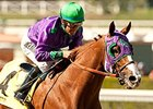 California Chrome faces 7 in the Santa Anita Derby.