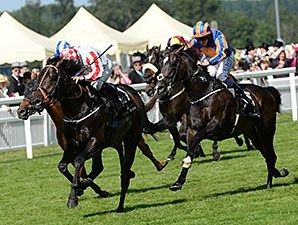Slade Power takes the Diamond Jubilee at Royal Ascot.