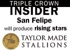 Triple Crown Insider - 03/07/2011