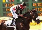 Soi Phet won the Bertrando Stakes at the inaugural Summer Thoroughbred Festival at Los Alamitos Race Course on July 3.