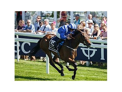 Taghrooda won the 2014 Investec Epsom Oaks.