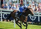 Taghrooda rolls to victory in the Investec Epsom Oaks.
