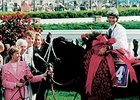 "1996 Kentucky Derby winner Grindstone<br><a target=""blank"" href=""http://photos.bloodhorse.com/Classics/Classic-Photos/22651042_hrMBZZ#!i=3147353374&k=TdmXqL4"">Order This Photo</a>"