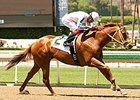 Cyclometer wins the Los Angeles Handicap.