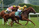 "Julie's Love won the De La Rose Stakes at Saratoga Race Course Aug. 4. <br><a target=""blank"" href=""http://photos.bloodhorse.com/AtTheRaces-1/at-the-races-2012/22274956_jFd5jM#!i=2083637599&k=M3K27Wc"">Order This Photo</a>"