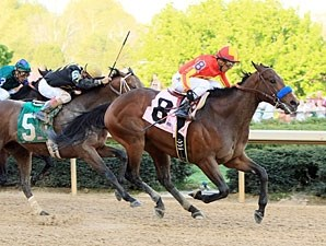 Secret Circle faces 5 in the Count Fleet Sprint Handicap.