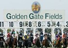 Turf Race, 2-Year-Olds Return to Golden Gate