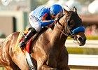 Game On Dude captures his third Santa Anita Handicap.