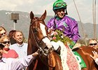 Victor Espinoza is undefeated on California Chrome, including a win in the Santa Anita Derby.