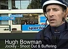 Cox Plate: Hugh Bowman - Jockey Shoot Out