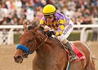 Candy Boy Sharpens Up for Santa Anita Derby