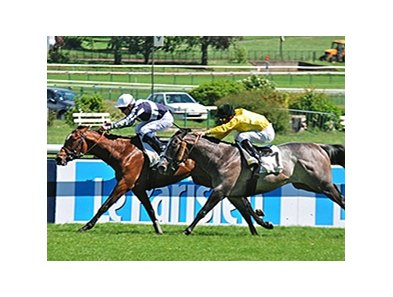 Karakontie wins the Poule Poule d'Essai des Poulains.