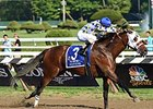 "Whitney winner Moreno will try for consecutive wins in the Woodward.<br><a target=""blank"" href=""http://photos.bloodhorse.com/AtTheRaces-1/At-the-Races-2014/i-n2q5xrV"">Order This Photo</a>"