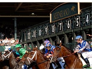 Keeneland Stakes Schedule Announced