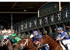 Keeneland handicappers will have new information at their disposal when the Fall Meet begins Oct. 3.