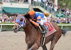 "The only North American graded stakes winner in the Brooklyn field is Micromanage.<br><a target=""blank"" href=""http://photos.bloodhorse.com/AtTheRaces-1/At-the-Races-2014/35724761_2vdnSX#!i=3156049404&k=BZs6FMf"">Order This Photo</a>"
