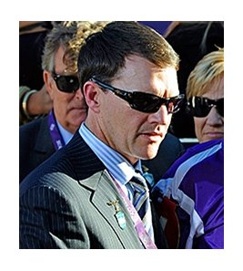 Trainer Aidan O'Brien has five fillies entered in the Oaks.