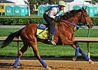 Kentucky Derby: Rudy Rodriguez on Vyjack's Breeze