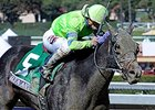 Ria Antonia Posts Bullet Move at Santa Anita