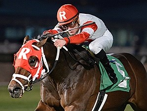 Admiral Kitten wins the John B. Connally Turf Cup.