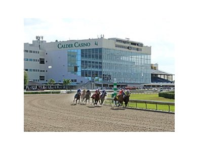 Calder Casino and Race Course