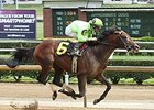 Hashtag Bourbon Tough in Breeders' Futurity