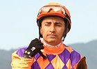 Bejarano Breaks Collarbone, Rib in Spill