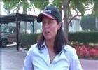 Dubai World Cup - Trainer Pia Brandt - 3/5/2014