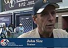 Hong Kong Cup Day: Trainer John Size