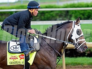 Starlight Racing and Skychai Racing teamed up to buy General a Rod.